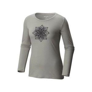 Columbia Kintla Lake Long Sleeve Tee Shirt